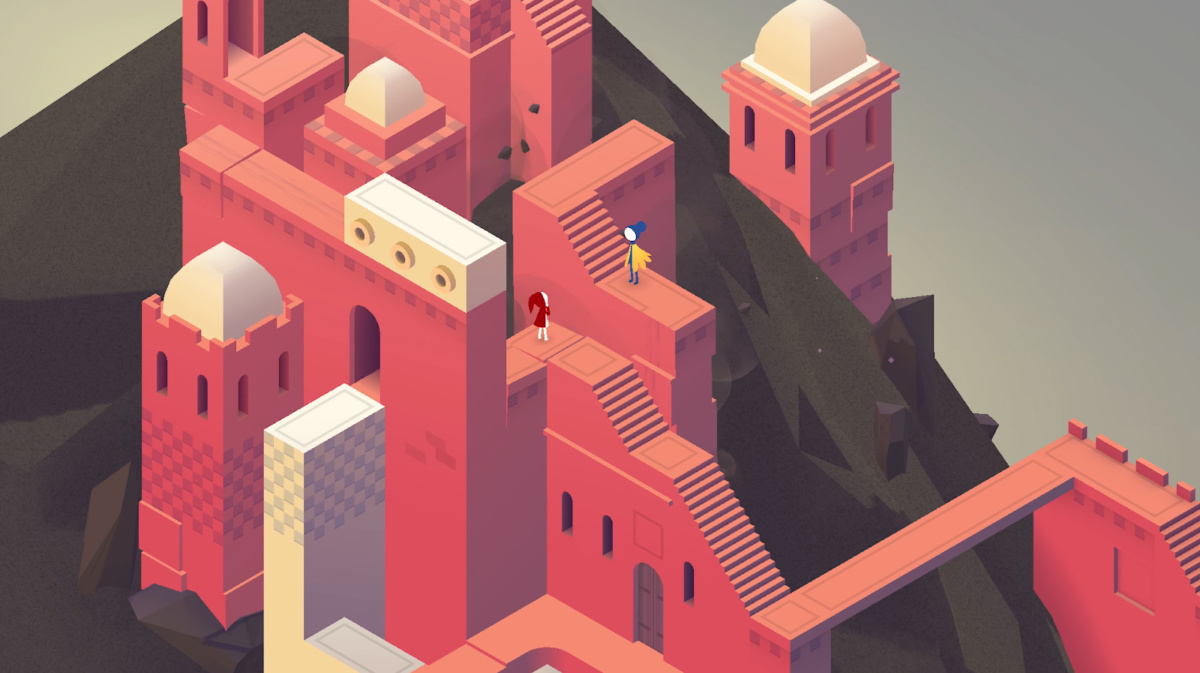 Monument Valley 2 — кадр из игры.